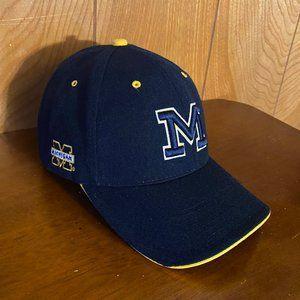 Vintage NCAA University of Michigan Wolverines Hat